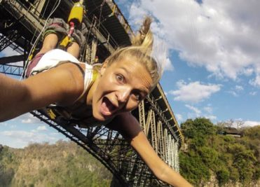 Bungee Jump Victoria Falls Activity