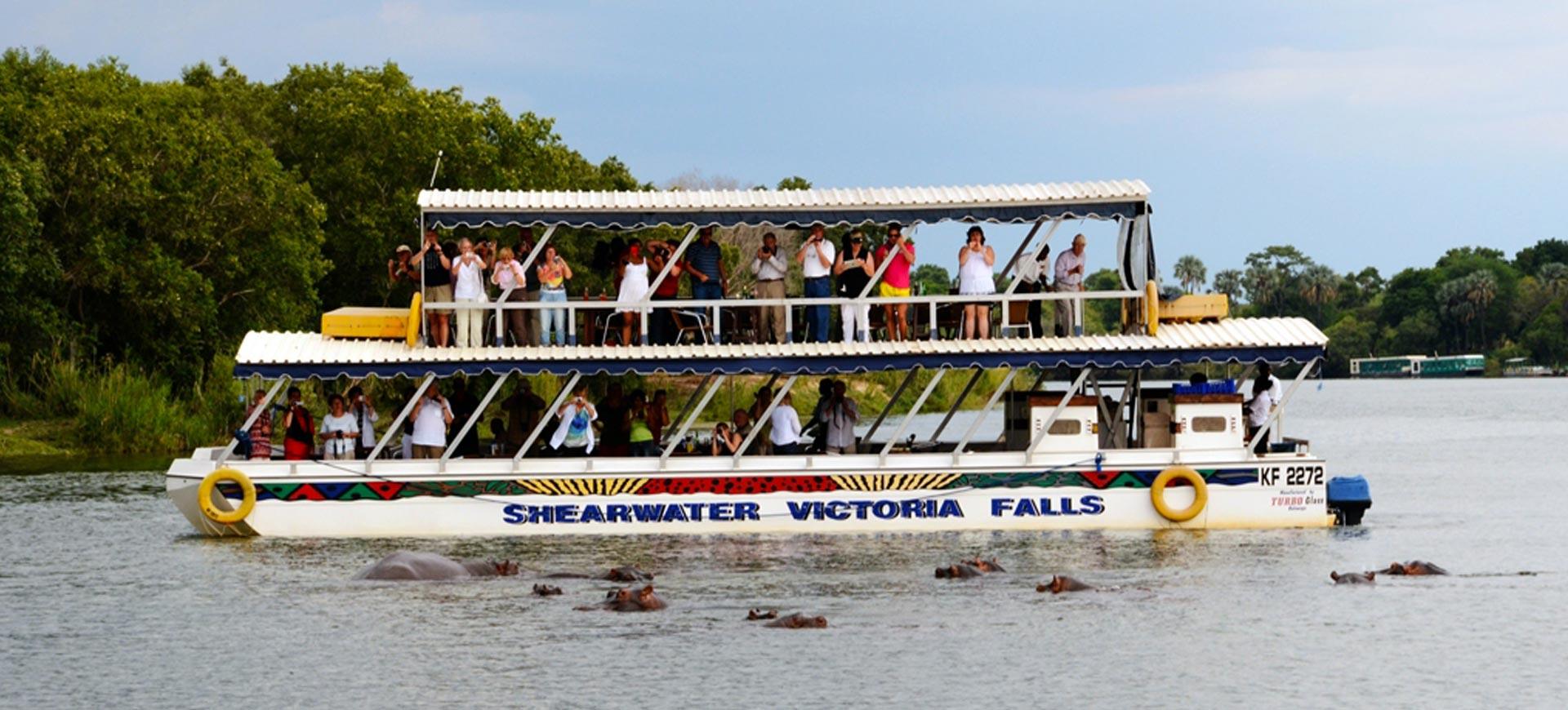 Classic Zambezi River Cruise