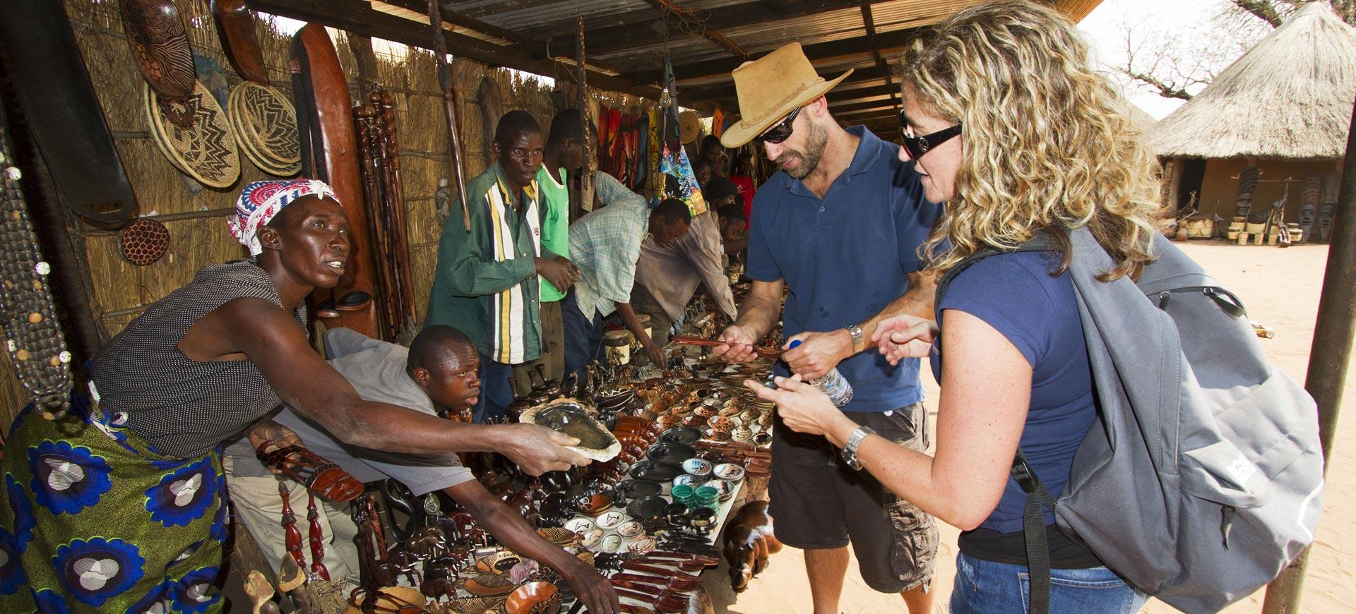 Cultural Tour Victoria Falls