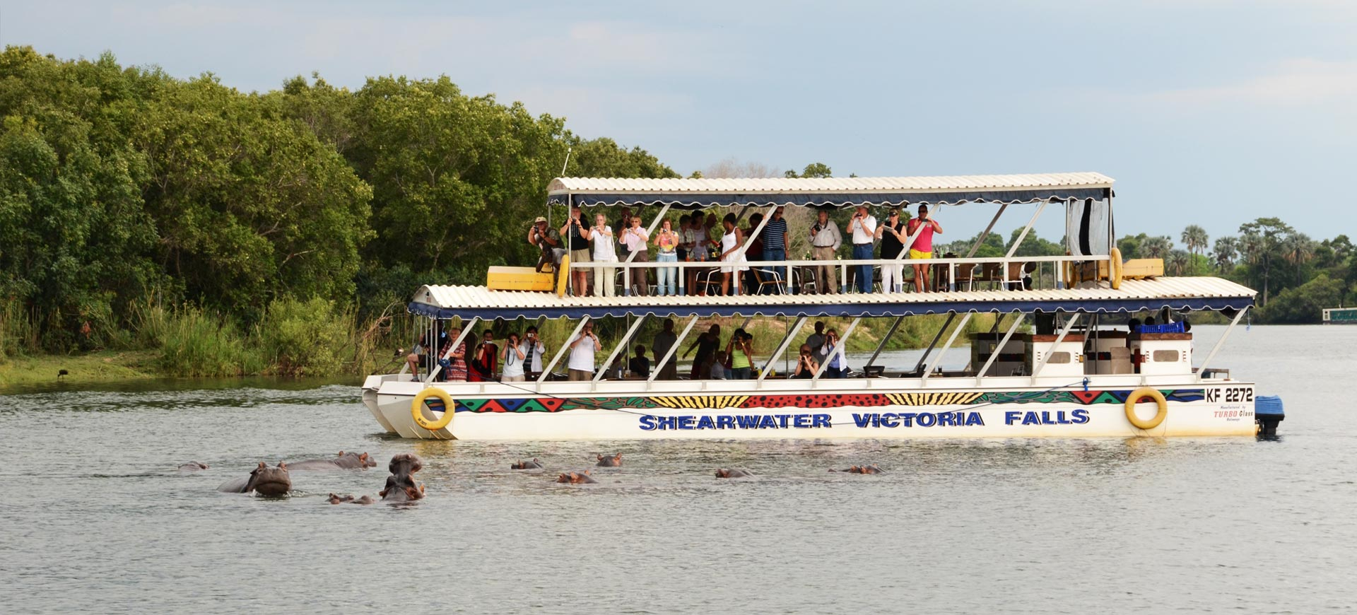 Victoria Falls Cruise
