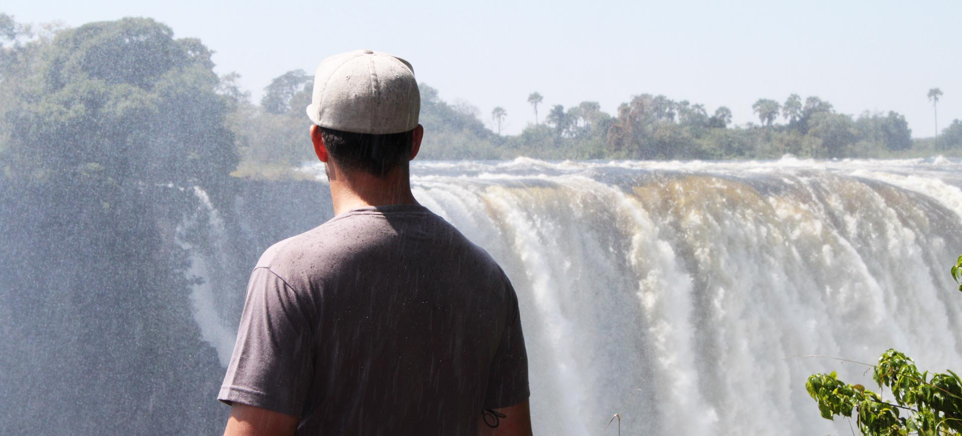 Victoria Falls Guided Tour Livingstone