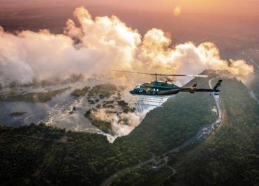 Livingstone Helicopter Flight
