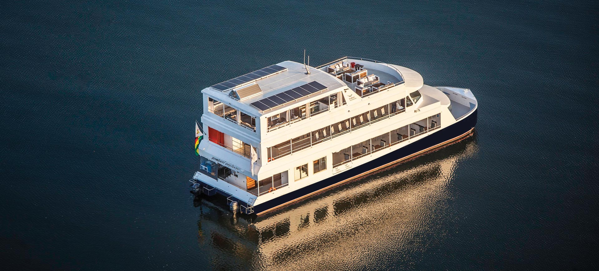 Victoria Falls Signature Deck Sunset Cruises
