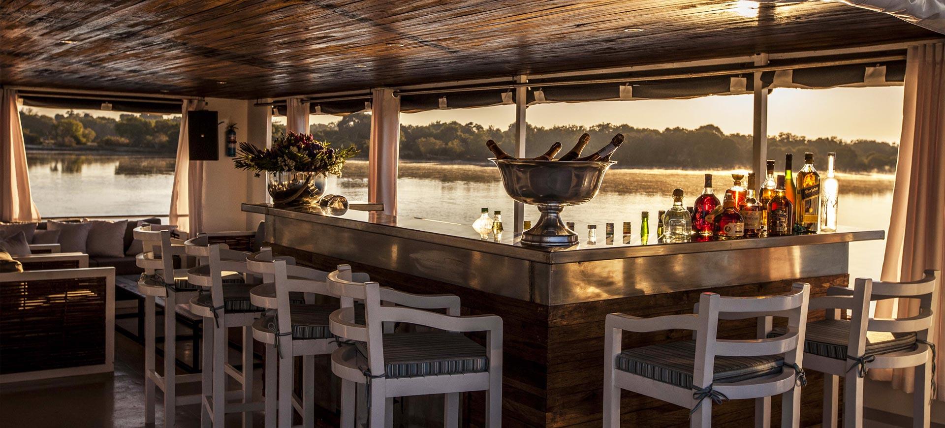 Zambezi River Signature Deck Cruise Victoria Falls