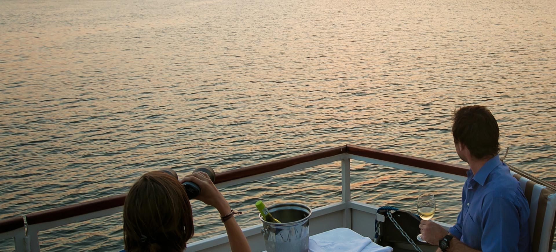 Luxury Sunset Cruise Victoria Falls