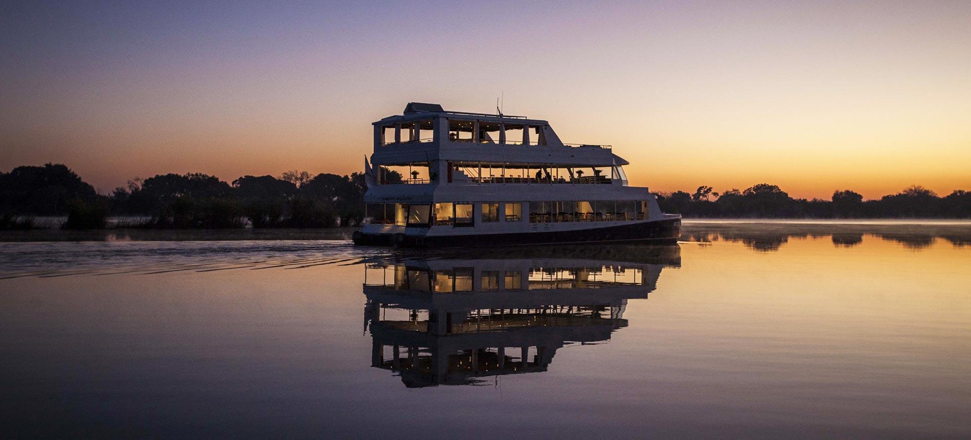 Zambezi Cruises Victoria Falls